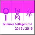 Sciences Collège Nord 2015-2016