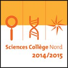 Sciences Collège Nord 2014-2015